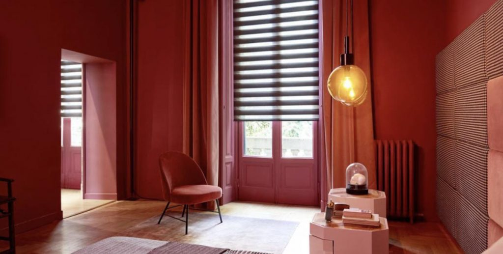 coulisse blinds