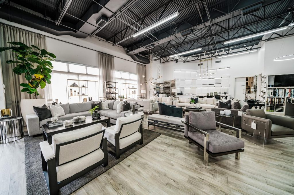 designers mark showroom