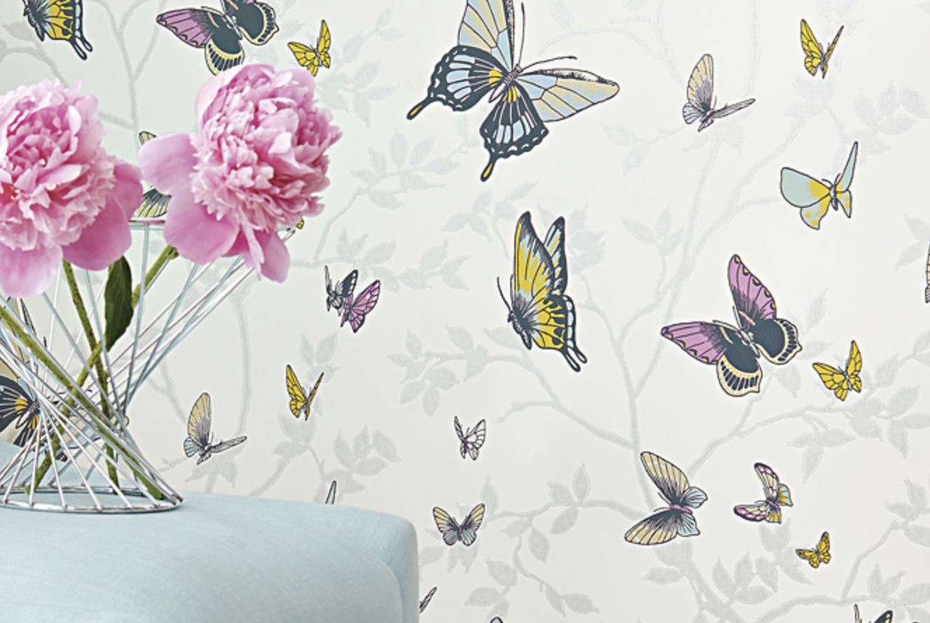 anna french wallpaper and fabric showroom