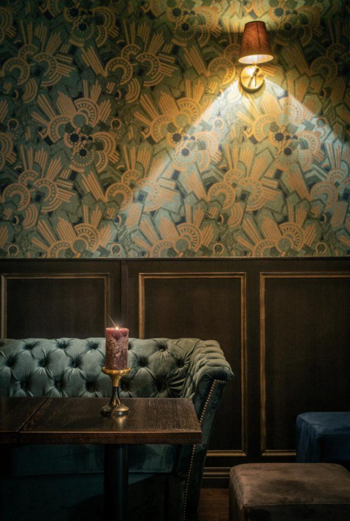 casamance wallpaper