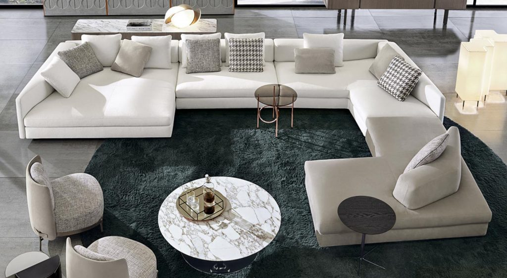 minotti indoor furniture