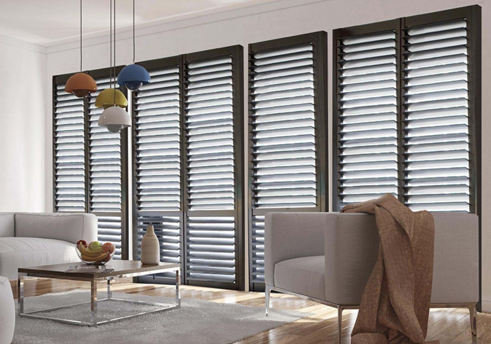 Norman Shutters showroom