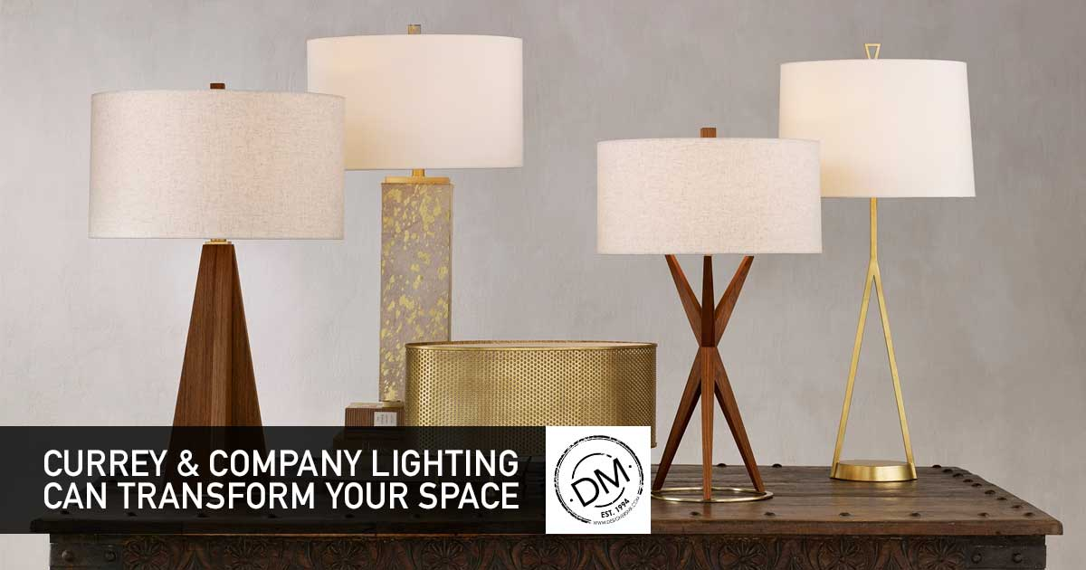 Currey & Company Lighting