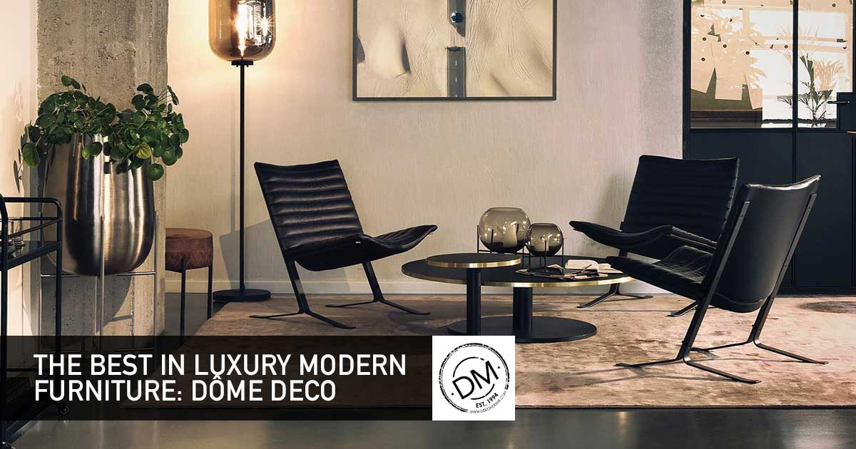 Luxury Modern Furniture