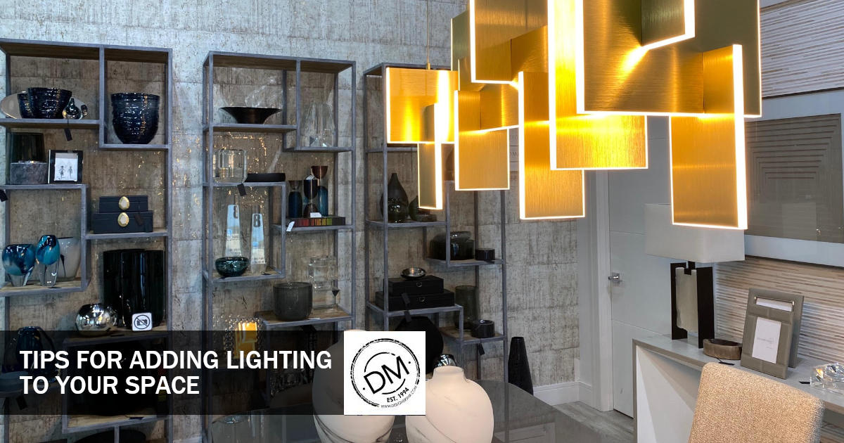 lighting your space