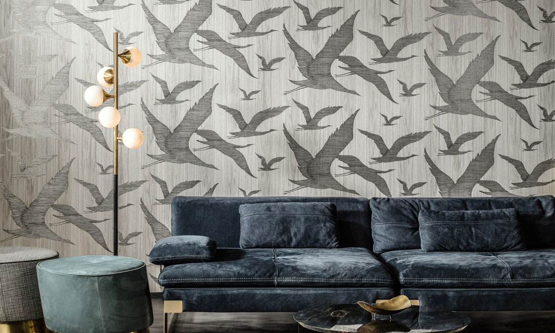 Arté Wallcoverings showroom