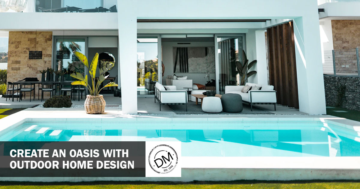 outdoor home design