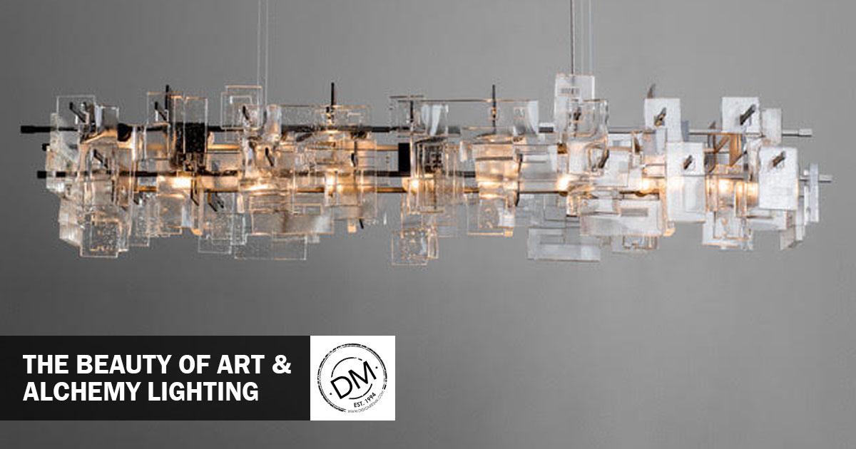 Art & Alchemy lighting