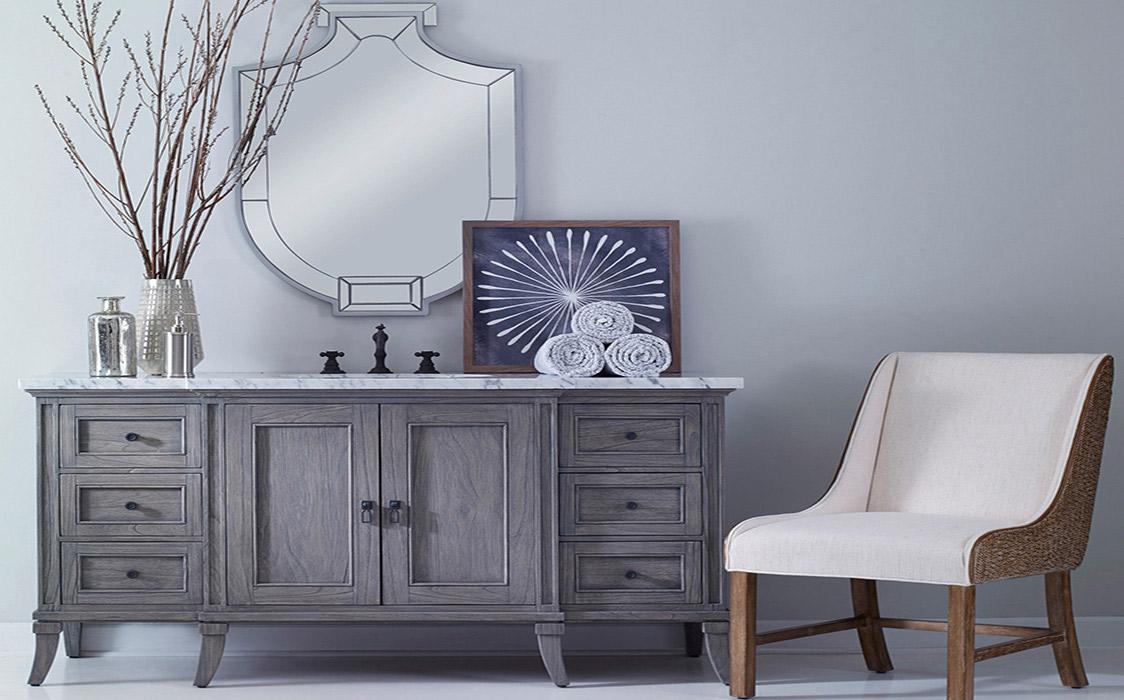 Ambella Home furniture showroom